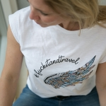 T-shirt digitale nomader